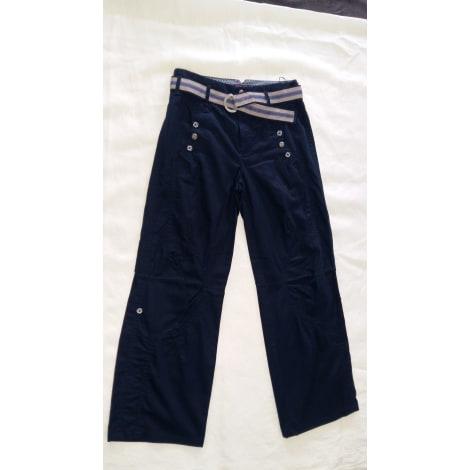Pantalon large ONE STEP Bleu, bleu marine, bleu turquoise