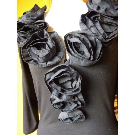 Top, tee-shirt COTTONADE PARIS Noir