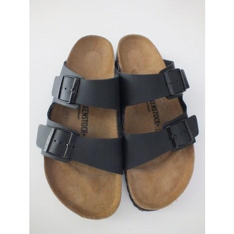 Sandals BIRKENSTOCK Black