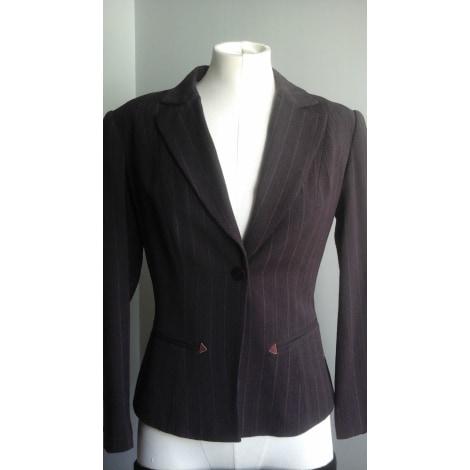 Blazer, veste tailleur ARMAND VENTILO Rouge, bordeaux