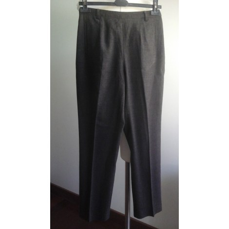 Pantalon droit ARMAND VENTILO Gris, anthracite