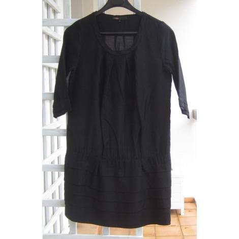 Robe courte MAJE Noir
