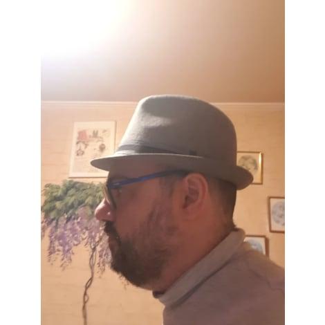 Chapeau MARQUE INCONNUE Gris, anthracite