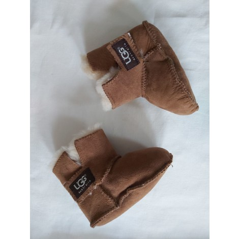 Slippers UGG Brown