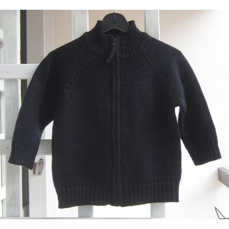 Vest, Cardigan BOUT'CHOU Black