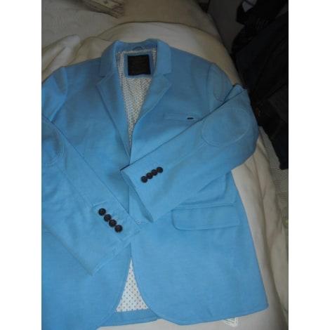 Veste PULL & BEAR Bleu, bleu marine, bleu turquoise