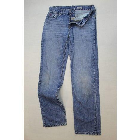 Straight Leg Jeans RALPH LAUREN Blue, navy, turquoise