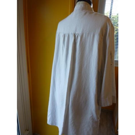 Chemise AUTRE TON Blanc, blanc cassé, écru