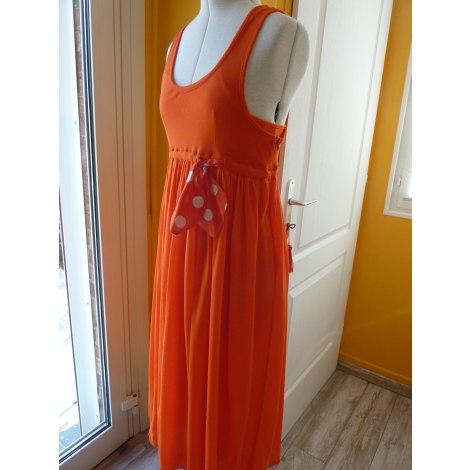 Robe longue SONIA BY SONIA RYKIEL Orange