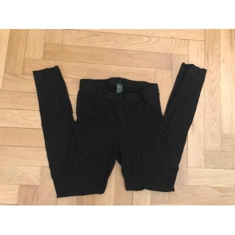 Pantalon slim, cigarette REPLAY Noir