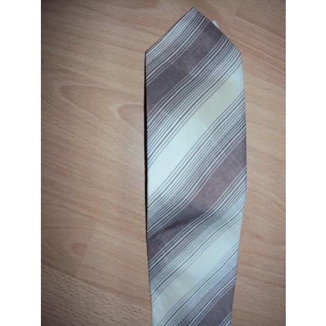 Cravate BALMAIN Marron