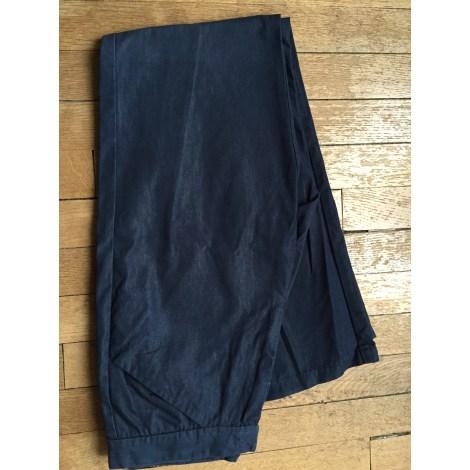 Pantalon droit CERRUTI 1881 Bleu, bleu marine, bleu turquoise