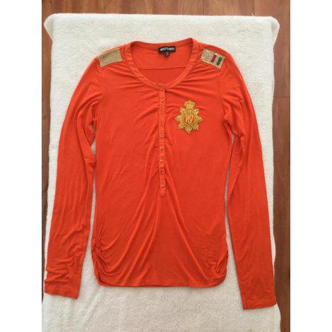 Top, tee-shirt WHO'S WHO Orange