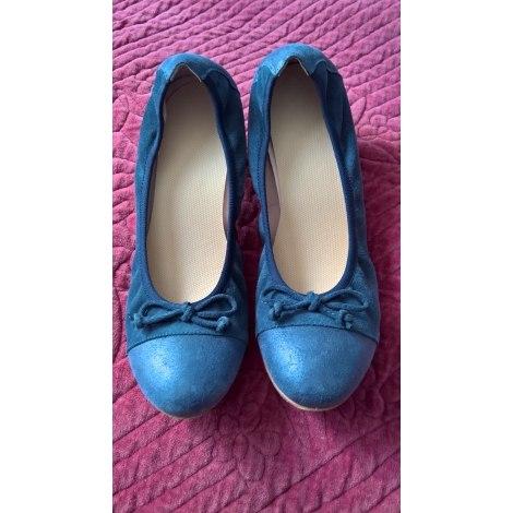 Escarpins SAN MARINA Bleu, bleu marine, bleu turquoise