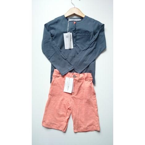 Shorts Set, Outfit LES PETITES CHOSES Orange