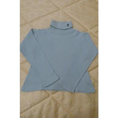 Pull CYRILLUS Bleu, bleu marine, bleu turquoise