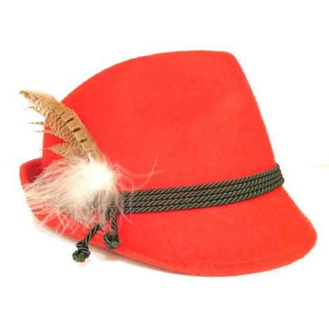 Chapeau CAPO Rouge, bordeaux