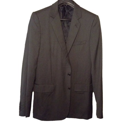 Suit Jacket DIOR Gray, charcoal