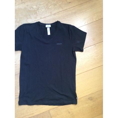 Tee-shirt DIESEL Noir