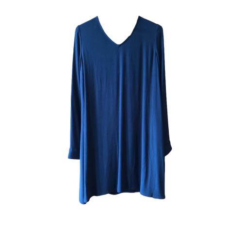 Robe courte AMERICAN VINTAGE Bleu, bleu marine, bleu turquoise