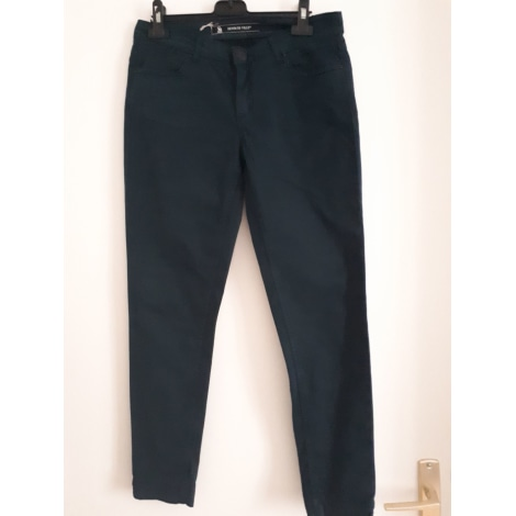 Pantalon droit SINÉQUANONE Vert