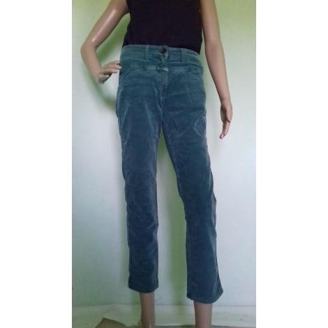 Jeans droit CLOSED Vert