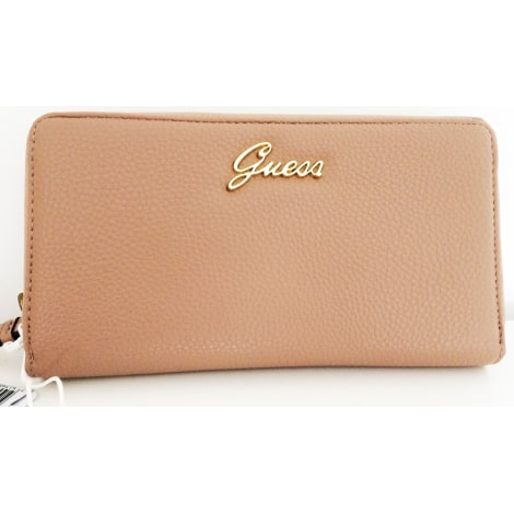 Portefeuille GUESS Taupe