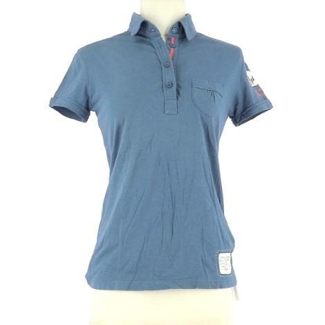 Polo REPLAY Bleu, bleu marine, bleu turquoise