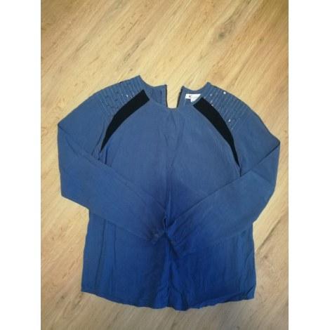 Blouse KOOKAI Bleu, bleu marine, bleu turquoise