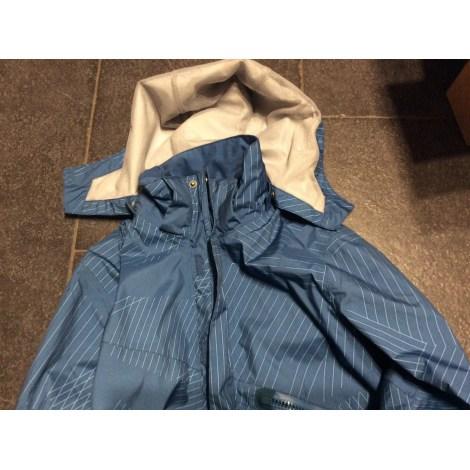 Imperméable H&M Bleu, bleu marine, bleu turquoise