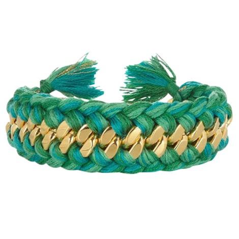 Bracelet AURELIE BIDERMANN Green