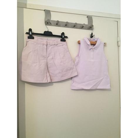 Anzug, Set für Kinder, kurz JACADI Pink,  altrosa
