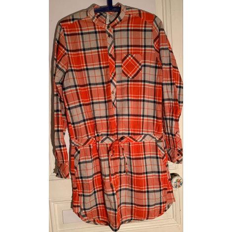 Robe tunique PEPE JEANS Orange