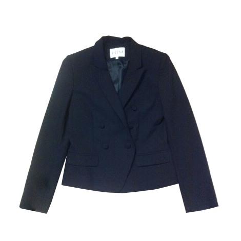 Blazer, veste tailleur CLAUDIE PIERLOT Noir