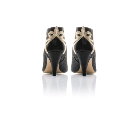 High Heel Ankle Boots PATRICIA BLANCHET Black