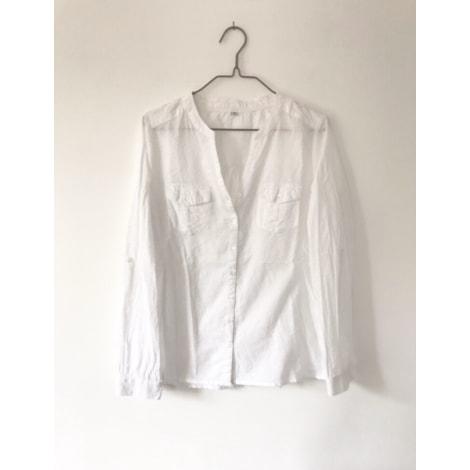 Chemise VINTAGE Blanc, blanc cassé, écru