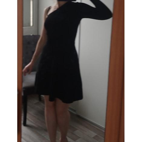 Robe dos nu SANDRO Noir