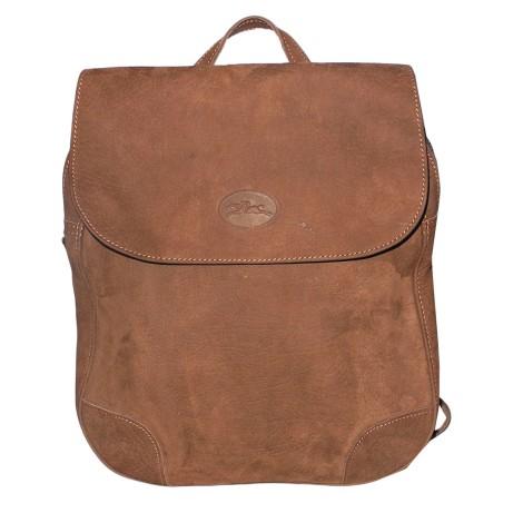 Backpack LONGCHAMP Brown