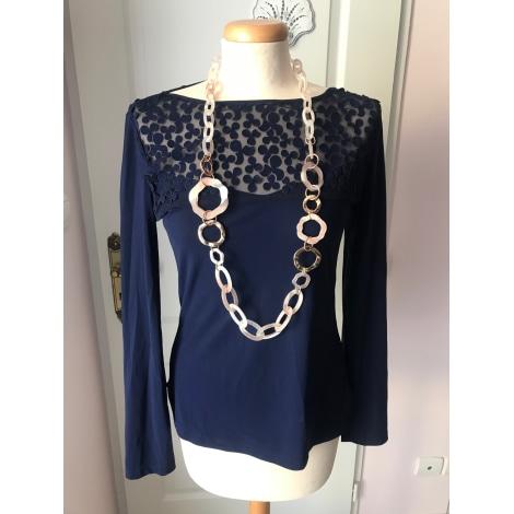 Top, tee-shirt INDIES Bleu, bleu marine, bleu turquoise