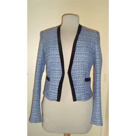 Veste H&M Bleu, bleu marine, bleu turquoise