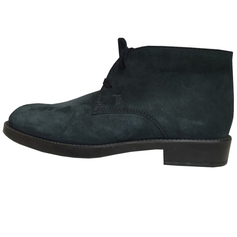 Bottines TOD'S Gris, anthracite
