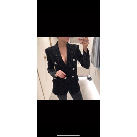 Blazer, veste tailleur SANS MARQUE Noir