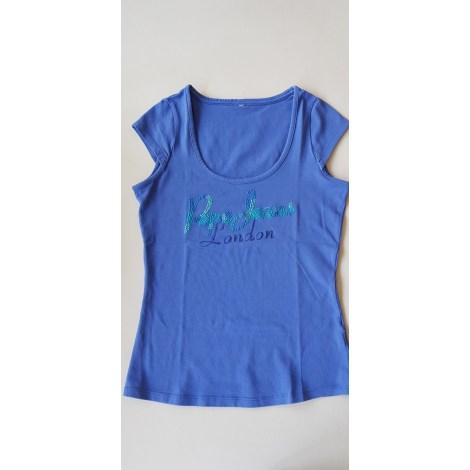 Top, tee-shirt PEPE JEANS Bleu, bleu marine, bleu turquoise