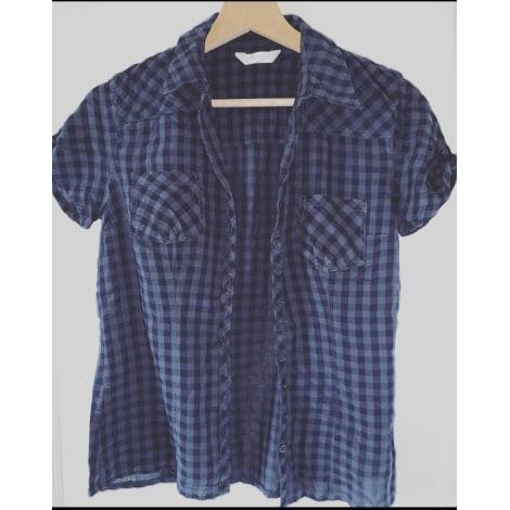 Top, tee-shirt PROMOD Bleu, bleu marine, bleu turquoise