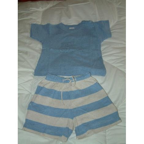 Short PETIT BATEAU Bleu, bleu marine, bleu turquoise