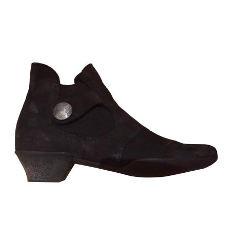 Bottines & low boots à talons ARCHE Noir