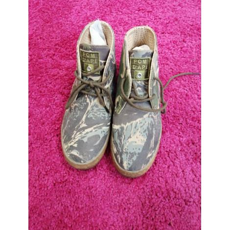 Ankle Boots POM D'API Khaki
