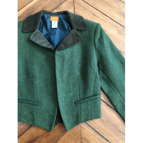 Blazer, veste tailleur KENZO Vert