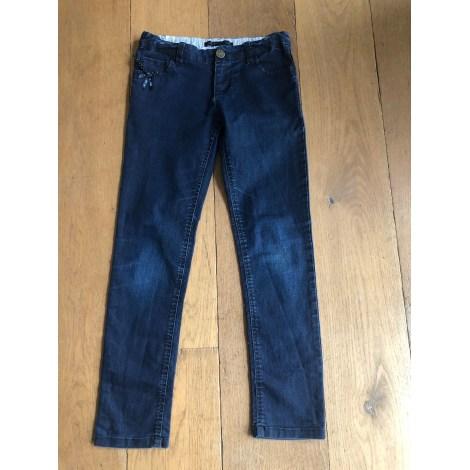 Jean slim  IKKS Bleu, bleu marine, bleu turquoise