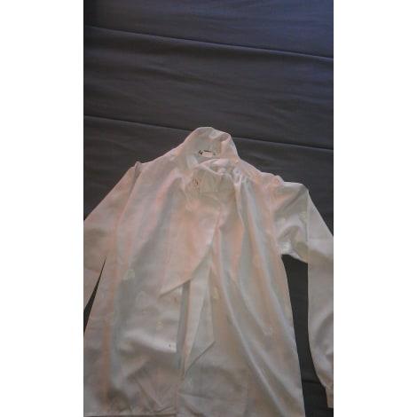 Chemisier MARQUE INCONNUE Blanc, blanc cassé, écru